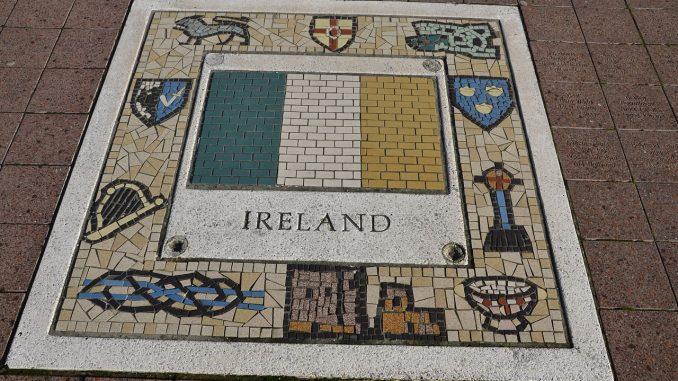 registrarse en Irlanda