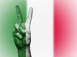 Registrarse en Italia