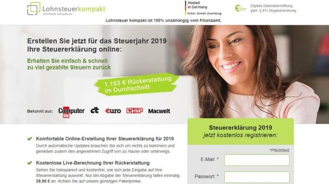 Declaración de la renta en Alemania